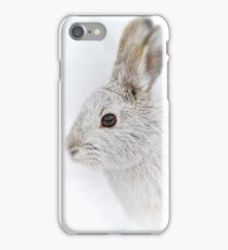 Showshoe Hare iPhone Case/Skin