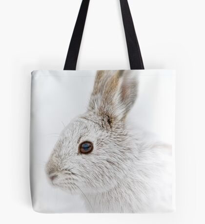 Showshoe Hare Tote Bag
