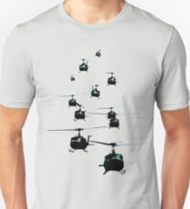 Huey Helicopters Unisex T-Shirt