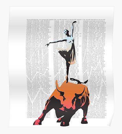 Bullerina Poster