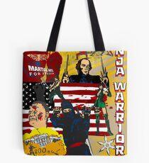 James Madison - Ninja Warrior! Tote Bag