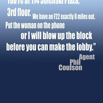 Coulson.. son of cool  by kjen20
