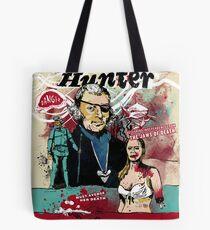 Thomas Jefferson - Shark Hunter! Tote Bag