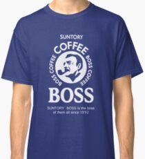 Suntory Boss Coffee Classic T-Shirt