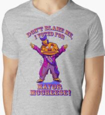 DON'T BLAME ME... Men's V-Neck T-Shirt