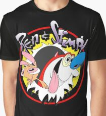 Ren & Stimpy Graphic T-Shirt