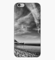 Laxey Beach on a Spring Afternoon iPhone Case