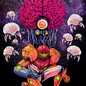 Mother Brain by AustinJames