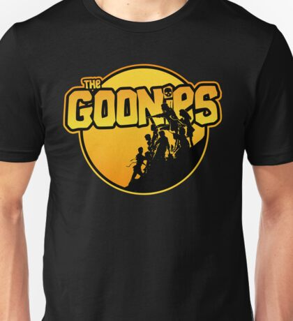 The Goonies 80s Movie T-shirt Unisex
