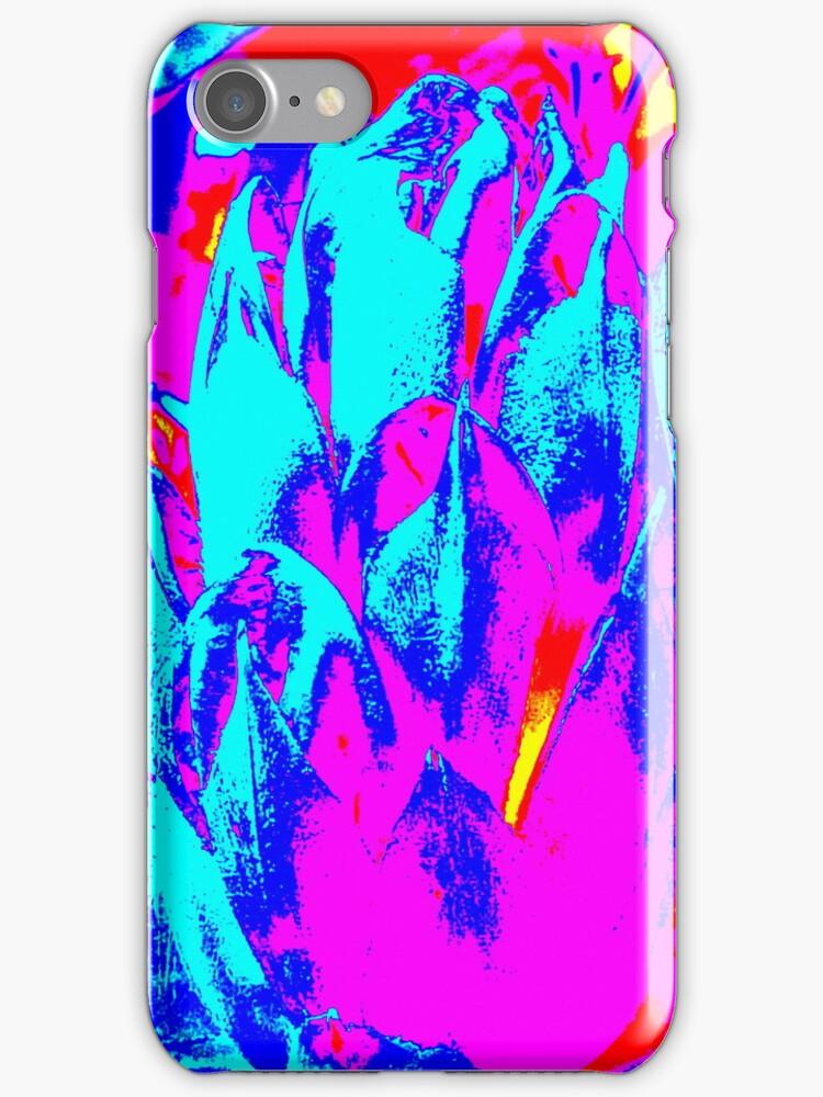 Miami Vice iPhone Case by Fara