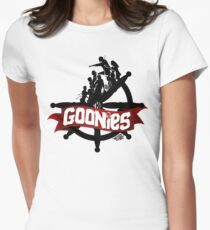 The Goonies - V2 Womens Fitted T-Shirt