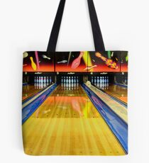 Waiting For You In The Alley Tote Bag