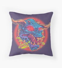 GHOSTBUSTERS: TERROR DOG Throw Pillow