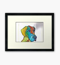 Ascribed to Winston Framed Print