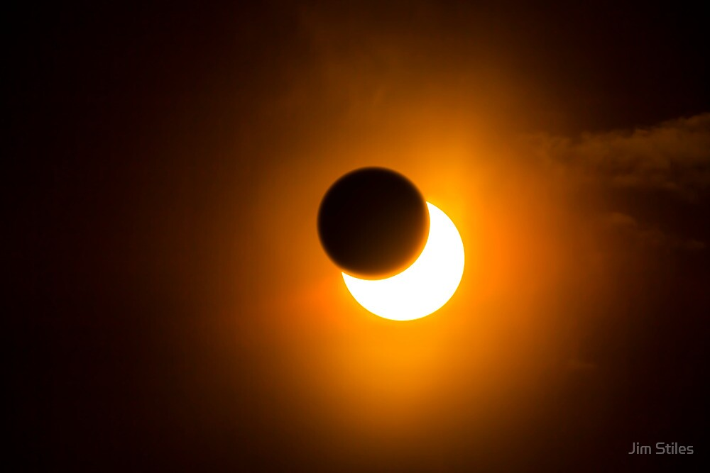 Annular Solar Eclipse by Jim Stiles
