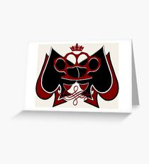 ACES!! Greeting Card