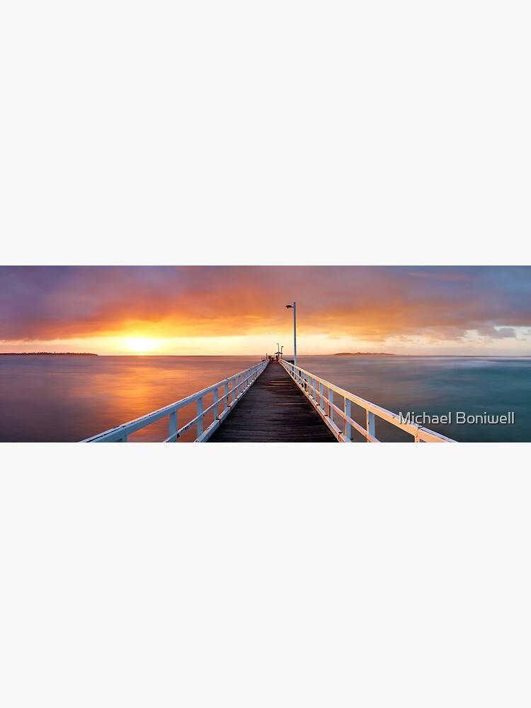Point Lonsdale Pier, Victoria, Australia by Chockstone