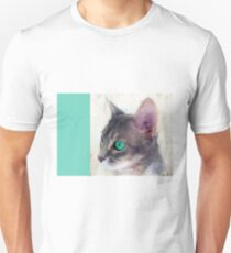 """""""Cat Eye"""" Greeting Card and More! Unisex T-Shirt"""