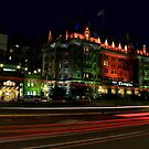 Victoria - The Empress at Night by rsangsterkelly