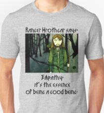 Ranger Hrothgar Says - The Essence of Goodness  T-Shirt