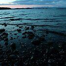 Lantzville - The Georgia Strait by rsangsterkelly