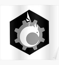 Gear Dragon Poster