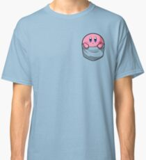 Pocket Kirby  Classic T-Shirt
