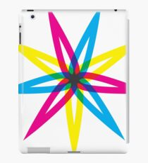 Tri-Color iPad Case/Skin
