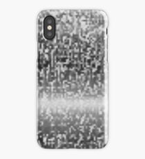 Static Tv Noise iPhone cases & covers for XS/XS Max, XR, X