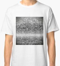 TV static noise Classic T-Shirt