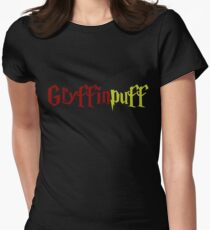 Gryffinpuff Womens Fitted T-Shirt