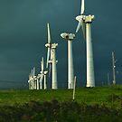 Broken Wind Farm by WireKat