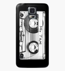 Audio Cassette / Mix Tape iPhone Case Hülle & Skin für Samsung Galaxy