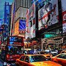 All The Way To New York City by Dana Scott