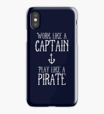 Play like a Pirate iPhone Case/Skin