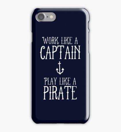 Play like a Pirate iPhone Case/Skin