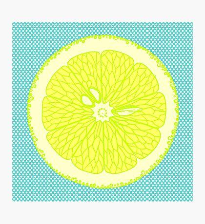 If life gives you lemons Photographic Print