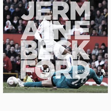 Jermaine Beckford by howsonisnow
