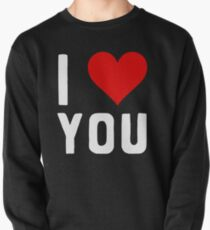 LOVE YOU Pullover