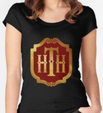 Hotel Tower of Terror  Women's Fitted Scoop T-Shirt