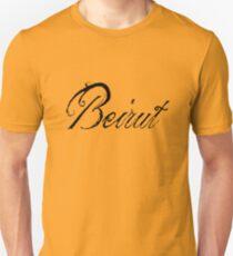 beirut tee T-Shirt
