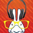Rabbit cool by JayZ99