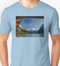 Glacier National Park Unisex T-Shirt