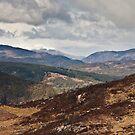 Mountain Layers by kernuak