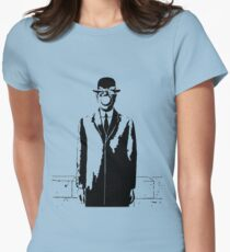 son of man Women's Fitted T-Shirt