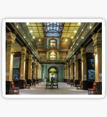 Adelaide Library - Mortlock Wing Sticker