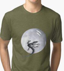 lizard 001 Tri-blend T-Shirt
