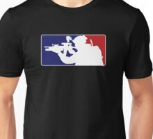 Major League fill in the blank... Unisex T-Shirt