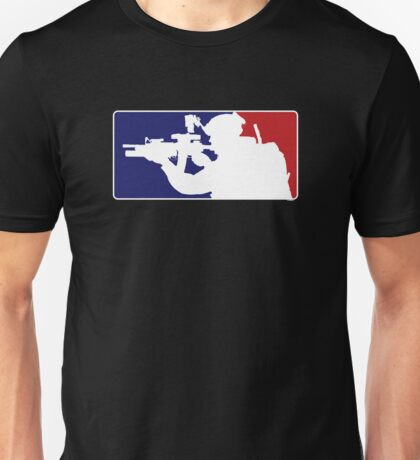 Major League fill in the blank... Unisex T-Shirt