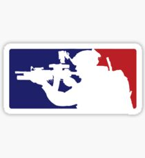 Major League fill in the blank... Sticker